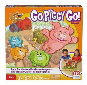 Go Piggy Go Game